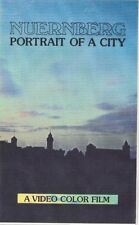 Nuernberg Portrait of a City VHS 1991 A Walk Thru the Ancient City