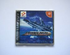 Sega Dreamcast Air Force Delta Japan DC games US Seller