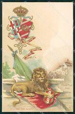 Militari Reggimentali 63º Reggimento Fanteria GRINZA CARTA cartolina XF5215