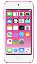 Apple iPod Touch 4 Inch 6th Gen 128GB - Pink.