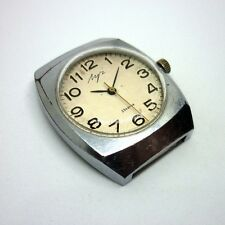 Vintage russian USSR LUCH 23 jewels 2209 mechanical watch