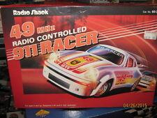 Vintage Radio Shack Porsche 911 # 49 Racing Team Original Box F/Shipping