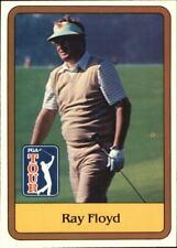 1981 Donruss Golf Card #10 Raymond Floyd Rookie