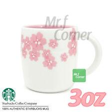 star513 3oz starbucks cherry blossom japan sakura pink cup mug New