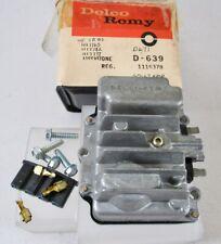 1965 Chevrolet Corvette Chevelle NOS Delco GM Trans Ignition Voltage Regulator