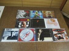Lot 10 Cd Classic Rock ,pop 80's & 90's madonna / britney / pink / sting 6c9