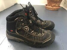 Garmont Gore-tex Black Hiking Boots Shoes Women's 8.5 Euro 40