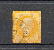 SKAC 002 NORWAY 1857 USED DAMAGE