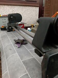 Performance woodturning lathe