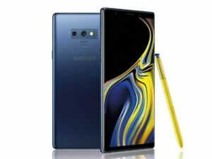 SAMSUNG GALAXY NOTE 9 SM-N960U 128GB BLUE VERIZON