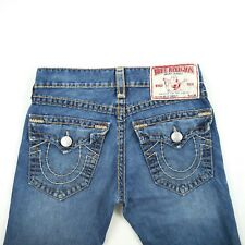 True Religion 'Billy Super T' Boot Cut Jeans Men's Size 30 Made USA - #24858BWT2