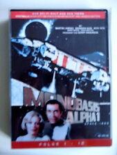 Mondbasis Alpha 1, Episoden 1-12 (4 DVDs) Gerry Anderson (Ufo, Thunderbirds)