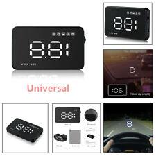 "High Quality 3.5"" OBD2 II Truck GPS HUD Head Up  Display Overspeed Speedometers"