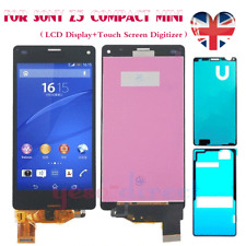 For Sony Xperia Z3 Compact Mini D5803 LCD Touch Screen Display Digitizer Black
