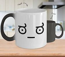 Look of Disapproval Meme ಠ_ಠ - Color Changing Mug - Funny and Hilarious Gag Gift