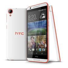 """Nuevo 5.5"""" HTC Desire 820 16Go LTE Double SIM Débloqué Téléphone Bordure Orange"""