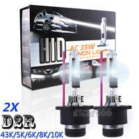 35W D2R HID Xenon Headlight Bulb OEM Low Beam Light For Mini Cooper 43K 5K 6K 8K