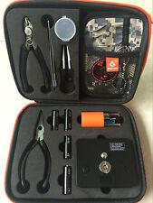 NEW Coil ohm Master Camo V2 KIT TOOL 521 Tab Mini Coil Master Ceramic Tweezer