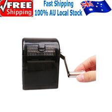 AU Smoke Grinder Herb Metal Hand Crank Herbal Tobacco Grinders Muller Shredder