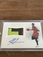 2019-20 Flawless De'Andre Hunter RPA Rookie Patch Auto 8/25 PSA ? RPA