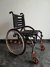 wheelchair , Sunrise Medical ,Xenon2 SA,gray and orange, Manual