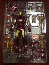 NEW Bandai Iron Man 2 S.H.Figuarts Iron Man Mark IV MK4 ***WITHOUT BOX