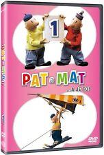 Pat a Mat 1 (A je to!) DVD original Czech animation classic 100 minutes new dvd