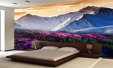 Mountain Landscape Wall Mural Photo Wallpaper GIANT DECOR Paper Poster