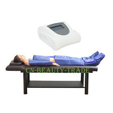 Touch Screen Pressotherapy Lymphatic Drainage Detoxin EMS Far Infrared Slimming