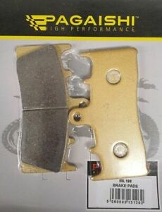 Front Brake Pad For The Suzuki GSX-R 750 X 1999