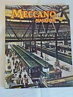 Vintage Meccano Magazine March 1961