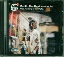 Madlib The Beat Konducta - Wlib Am: King Of The Wigflip Cd Perfetto