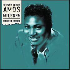 Thinking & Drinking by Amos Milburn (CD, Oct-2005, 2 Discs)