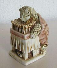 Harmony Kingdom Turtle Box Trinket Box Wishful Thinking 150th Birthday Cake