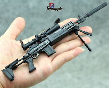 """1/6 Assembly MK14 MODO Sniper Rifle Weapon Model Gun Toys Fit 12"""" Action Figure"""