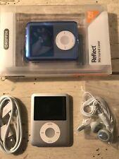 Refurbished Apple iPod nano 3rd Gen Silver (4 GB)