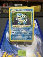 💧 Blastoise - Pokémon Base Set 1999💧