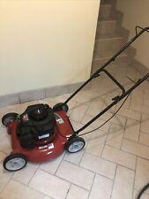Yard Machines  11A-BOBL700  20 in. 125cc Gas  Lawn Mower