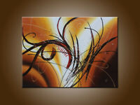 Large MODERN ABSTRACT OIL PAINTING On Canvas Contemporary Wall Art Decor FY3601