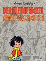 Der kleine Nick von Walthéry, kompl. Serie, Carlsen