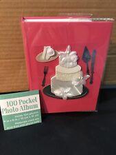 100 Picture Book Bound Photo Album ( WEDDING / WEDDING CAKE