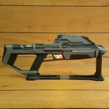 Starfleet Phaser Rifle - Star Trek Picard - Cosplay - 3d printed + LEDs + Stand