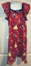 Disney Store Snow White Nightgown - Size 7/8