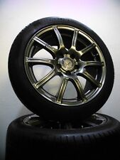 4 Sommerreifen 245 / 40 -225 / 45 R17 Mercedes Benz SLK W171 17'' Alu.