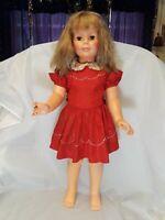 """Patti Playpal Doll Ideal 35"""" Tall  1980"""