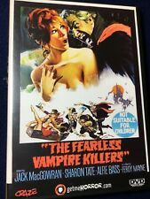 Fearless Vampire Killers Or: Pardon Me, But Your Teeth Are in My Neck~ DVD