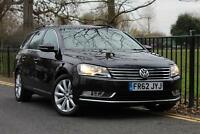 2013 (62) VW Volkswagen Passat 2.0TDI ( 140ps ) BlueMotion Tech DSG Highline