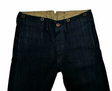 RRL Buckleback Selvedge Indigo Denim Trouser 31 x 30 Boss Clyde Chino Jeans PRL