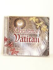 Christmas From the Vatican (CD) featuring The New Hope Choir - NEW & SEALED.