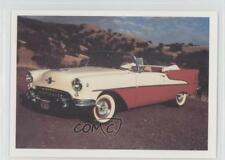 1991 Action Dream Cars 100 #2 1955 Olds Super 88 Non-Sports Card 0b6